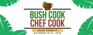 Bush Cook Chef Cook 2018